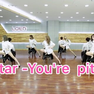 #舞蹈##fiestar-you're pitiful##韩国舞蹈# 女团:Fiestar 💕 歌曲:You're pitiful 💕 练习室版。💕