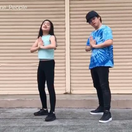 Siblings Baby Shark Remix Dance _ Ranz and Niana #舞蹈#