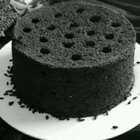 黑米糕#奇葩月饼大比拼##美食##甜品#