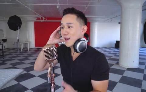 【jasonchenmusic美拍】挑战BTS 的新歌- DNA!除了唱歌...