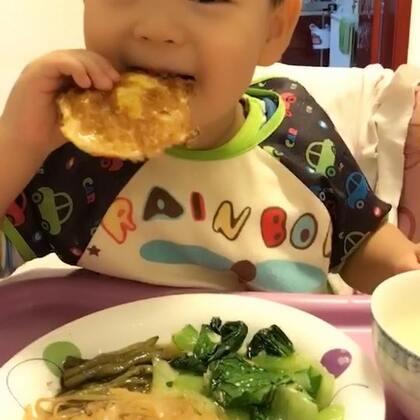 #吃秀##宝宝#这种🥚的叫法——糊糊蛋!哈哈哈我小时候儿最爱。