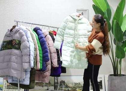 秀衣惠服饰10.11号【独一份】中长款棉衣20件1000元