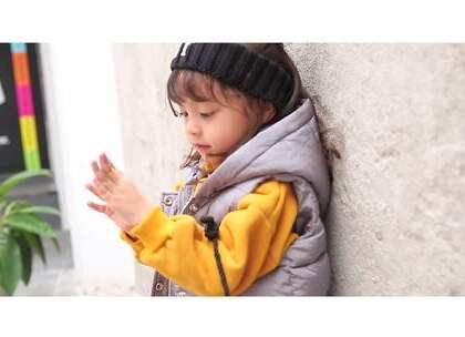 【小风车】2017冬季LOOKBOOK. #童装##摄影师池涔#