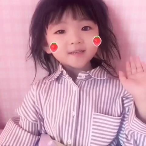 【淘💕馨美拍】小可爱#宝宝##宝宝新技能#@美拍...