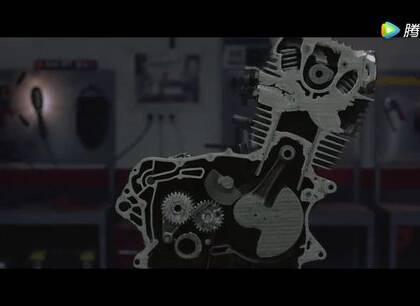 黑科技超美#定格动画#,机械也妖娆~