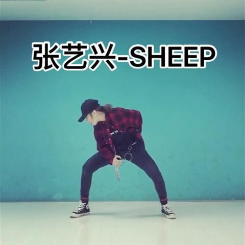 【饭饭✨Twinkle✨美拍】#张艺兴sheep舞#真的是最赶的一...