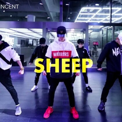 《SHEEP》JowVincent/Kong/Solo/hujeffery一起编舞,还有@SHERO_V馨儿欧爸 一起完成,@SV_Haoz 浩子拍摄后期!感谢@人参米舞蹈工作室 的场地!#张艺兴sheep舞##舞蹈##JowVincent#@請叫我Solo哥 @Crazy_Kong_大聪 @hujeff
