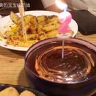 #日常#😂生日那天就该发了,满了22岁,现在在过23岁的生活了,哈哈哈哈~来昆明快四年了,第一次过这么开心的生日,星空蛋糕的vx是:www969711