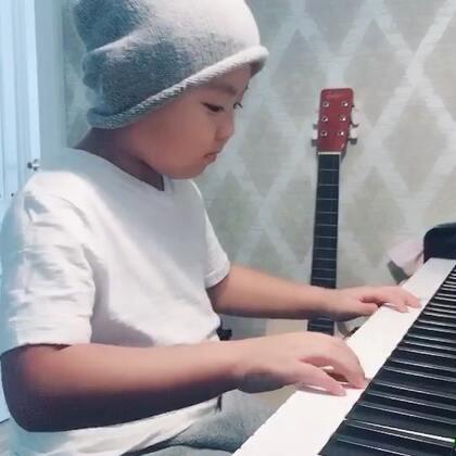 #钢琴#周杰伦《听妈妈的话》