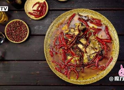 这么一碗热辣辣的水煮鱼,吃完一定能抵抗住严寒了#魔力美食##美食##水煮鱼#
