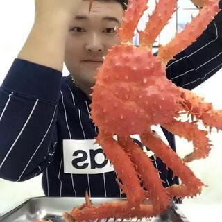 #吃秀##我要上热门#吃海鲜找杨哥!质量没的说👍