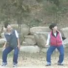 #二百舞#据说能让人瘦二百斤的神奇舞蹈! 哈哈哈哈蜜汁魔性!码了学起来!