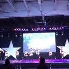 """#舞蹈##未来舞者#STKT#偶像学院#广东深圳基地""""快乐的大脚""""今年8月份在美国参加《世界舞蹈锦标赛》的舞蹈视频,并获得了""""最佳编舞奖""""。"""