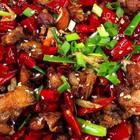 好吃会上瘾的辣子鸡教程来啦!#美食##辣子鸡##川菜#