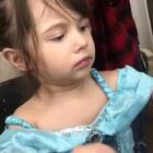 #宝宝##混血儿##混血萝莉##童模#上次拍摄还蛮好玩的 😋😋