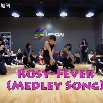 #舞蹈##fever##申旭阔编舞#来来来 今天给大家更新一支仙女舞 超喜欢的一首歌 一支舞音乐名字🎵 Rosy - Fever🎵 音源在WYY 这一首韩文经典歌曲串烧 你听到了那些歌呢?看谁说得准 @P仔_IshowJazz @绵绵Mein_ Ishow报名电话📱13770971242 @南京IshowJazzDance