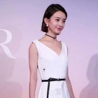 因为脸圆就显小?30岁赵丽颖看起来像18的原因是......#赵丽颖##Dior##带你上热门#