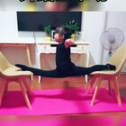 #舞蹈##宝宝#学习再紧张也要保持一周一两次的练习,谢谢朋友们一直以来的支持❤❤❤#舞蹈基本功#@美拍小助手 @玩转美拍 @宝宝频道官方账号