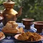 这个藏族小哥哥手把手打出的酥油茶,真好喝!😍#美食##藏族美食#