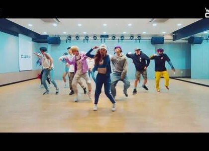 #H(Triple H) - 365 FRESH##舞蹈# 目测这次#敏雅舞蹈大赛# 一定会有人精品翻跳😍😍
