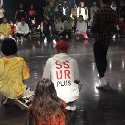 #西安街舞#rhkimaru大师课正在进行中