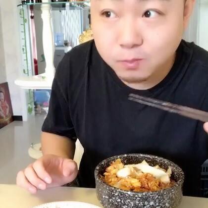 #吃秀#前几天吃的蒸血肠,蘸上蒜泥,味道绝了,有没有好这口儿的?