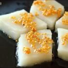 喜欢糯糯甜甜的小糕点不?这款真是好吃的紧啊,又甜又糯,关键还一股桂花香😍不过好像桂花有点过季了,没事,留着明年再做😂,#万圣节搞怪食谱##美食##玫好食光#