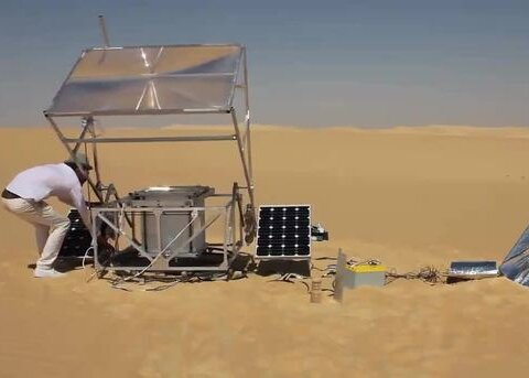 【我是科技控美拍】牛人把沙子加热到1700度,看到成...