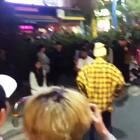 #弘大街头表演##舞蹈##我要上热门#在弘大第一次跟黑人的斗舞。喜欢的点赞啊转发一下。 还有我想你们。我们家包子