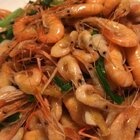 小河虾,好几天不见 宝宝们,给我点个免费的小❤️ 好不好么么哒简单又美味#美食##卷出来的美味#@美拍小助手