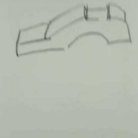 速写鞋子的画法――陈桂林
