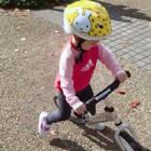 天气真好,带#宝宝#骑平衡车#混血宝宝#