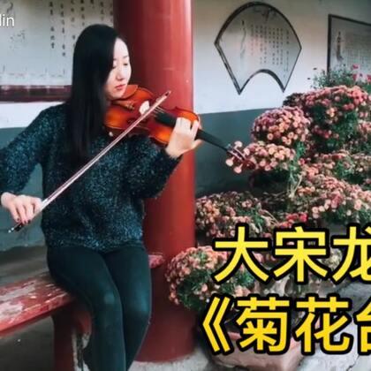 #小提琴##音乐#听小提琴和口风琴把故事向你娓娓道来…冲天香阵透长安,满城尽带黄金甲。#周杰伦菊花台#@大宇小星 @美拍小助手 @音乐频道官方账号