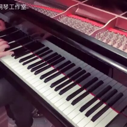 享受其中。#U乐国际娱乐##钢琴#