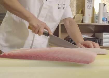 从东京筑地到中国北京,他捏了三十年多的寿司#美食##寿司#