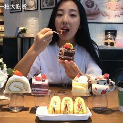 #吃秀#面对这些高U乐国际娱乐的甜点,就算是胖十斤,我也不怕😂你是不是也如此?控制不住了,@美拍小助手
