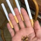 撩妹必学 空手变香烟魔术揭秘#运动##自拍##搞笑#