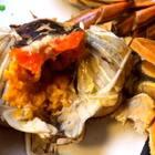 #美食#是什么让螃蟹这么听话……?这可是我传女不传男的独门秘籍,你们可得好好学哈。#云朵懒人菜##云朵的食光记#
