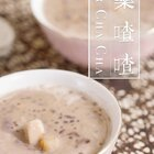 山药喳喳 | 这道南洋甜品还有另外一个名字:摩摩渣渣,就是什么都要一点的意思。看起来很讨喜的一道甜品,一起来做做看吧!#美食##不时不食##吃秀#