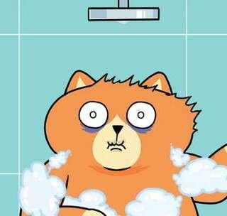 洗澡时候总是疑神疑鬼😳?你们在洗澡的时候都会干嘛?@美拍小助手 #我要上热门##洗澡##原创动漫#