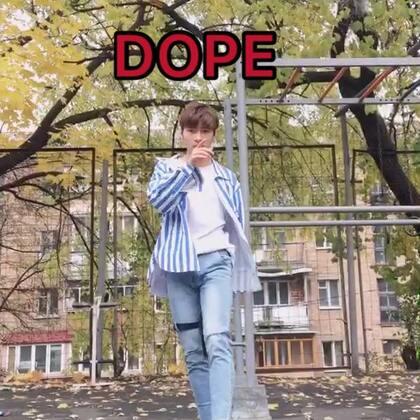 #dope#我发现我还没有跳过这个!超级燃了!🔥你们想看什么也给我说一声啊!#舞蹈##mp x#
