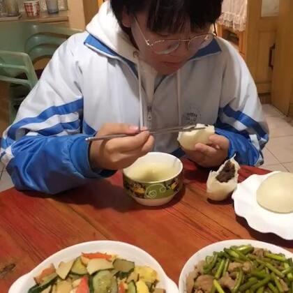 #吃秀##美食##潇岩的早餐#美好的一天从早餐开始😃😃大家早上好☺☺
