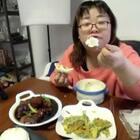 吃饭啦!今天有红烧肉!#吃秀#