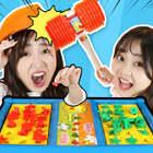 【脑力玩具之图案对对碰】脑力桌游之图案对对碰!谁是玩具桌游图案的高手呢?#玩具##桌游 ##游戏##搞笑##儿童#