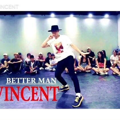 Jow Vincent 编舞 Better Man,这支舞我带大家在课外玩,在一节课的时间内完成,蛮喜欢这个音乐的感觉!希望大家也喜欢!peace#舞蹈##JowVincent#
