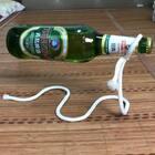 撩妹必学 绳子竟然可以漂浮啤酒揭秘#魔术##吃秀##搞笑#