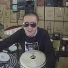 #U乐国际娱乐##非洲鼓##手鼓# 丽江手鼓 非洲鼓 狼 凯文先生