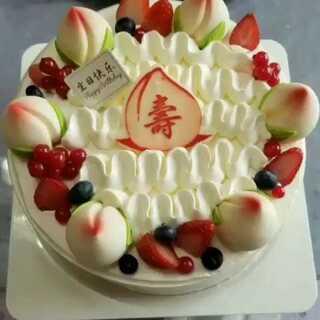 #美食##周末时光##生日蛋糕#给家人庆祝生日