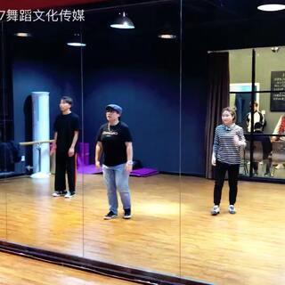 #舞蹈#【11🈷21日】周二Popping课程之王姗老师课堂routine视频🐻🐻🐻动作有点小快哟!↖(^ω^)↗