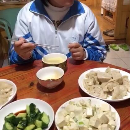 #吃秀##潇岩的早餐#早上好☺☺